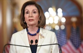 Hạ viện Mỹ kêu gọi soạn thảo các điều khoản luận tội Tổng thống Trump