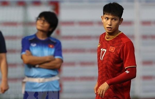 U22 Việt Nam đón tin vui trước thềm trận bán kết với U22 Campuchia