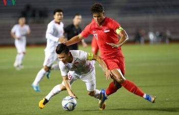 U23 Việt Nam nhận tin cực vui trước VCK U23 châu Á 2020