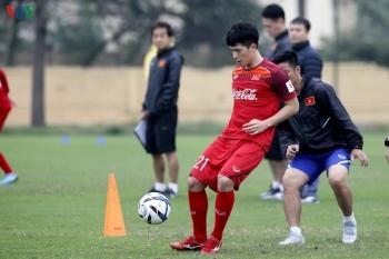 Dự đoán đội hình tối ưu của U23 Việt Nam nếu sử dụng sơ đồ 4-4-2
