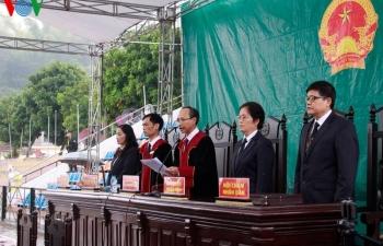 Tuyên 6 án tử hình trong vụ sát hại nữ sinh giao gà ở Điện Biên