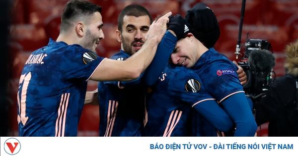 Bảng xếp hạng Europa League 2020/2021: Xác định 18 đội bóng giành vé sớm