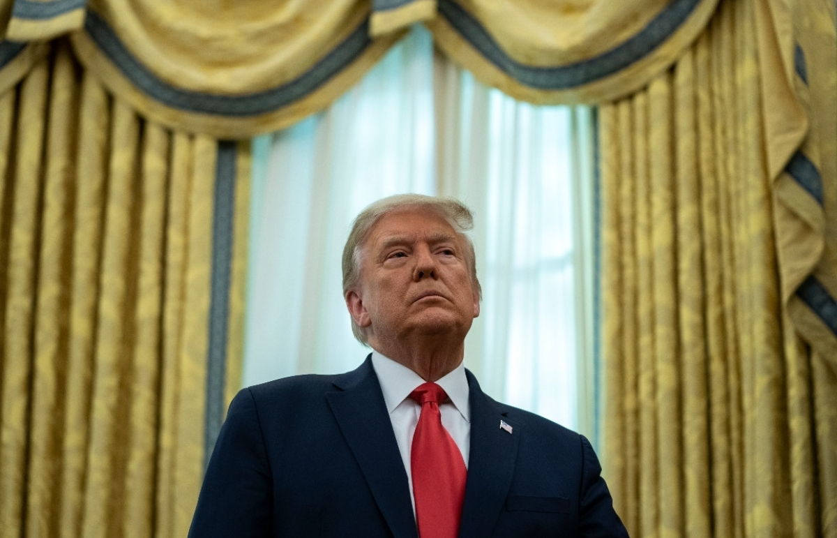 """Trump định tái tranh cử năm 2024, đảng Cộng hòa rơi vào thế """"tiến thoái lưỡng nan"""""""