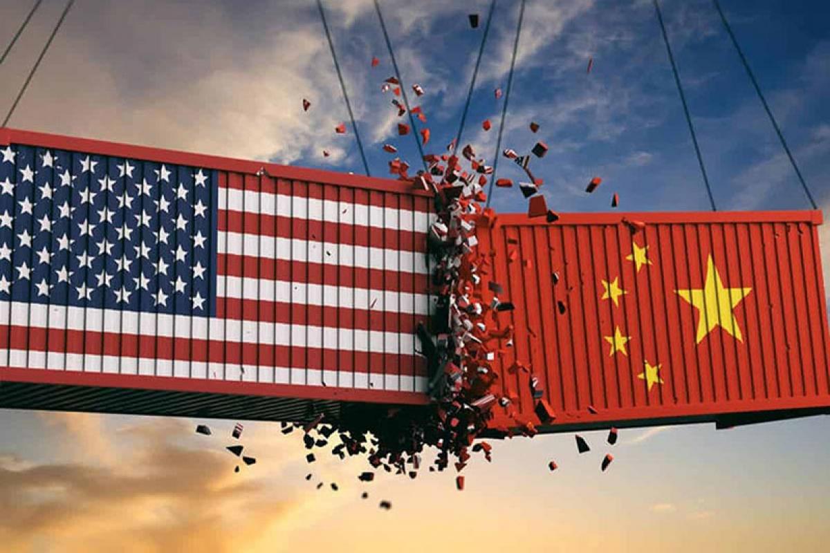Cuộc chiến thương mại Mỹ - Trung Quốc tiếp tục leo thang.