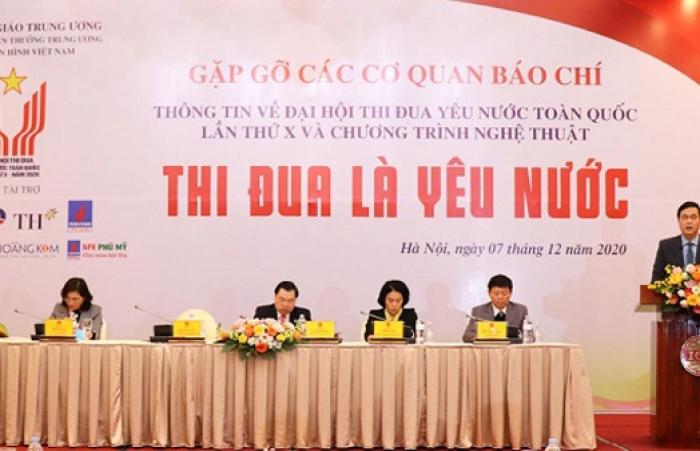 2.300 đại biểu dự Đại hội Thi đua yêu nước toàn quốc lần thứ 10