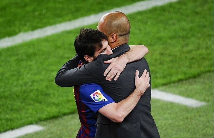 Man City nắm lợi thế lớn trong việc có chữ ký của Messi