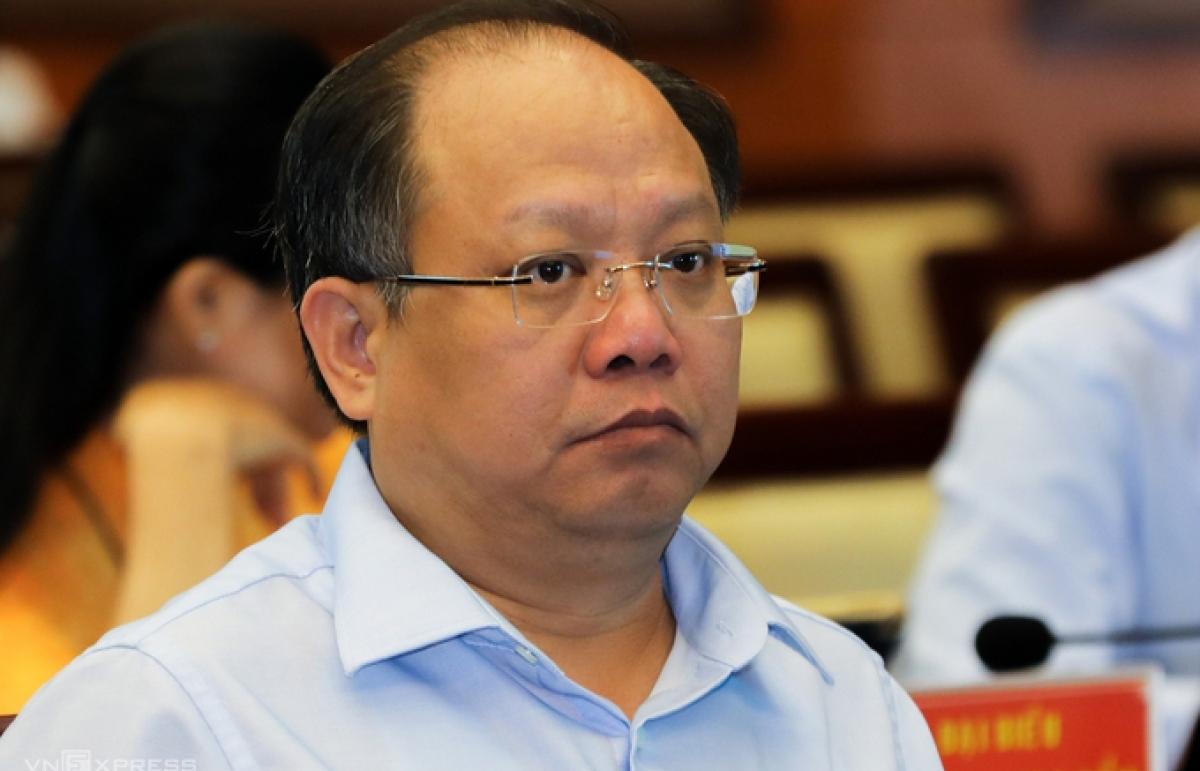 Khởi tố, bắt tạm giam nguyên Phó Bí thư Thành uỷ TPHCM Tất Thành Cang