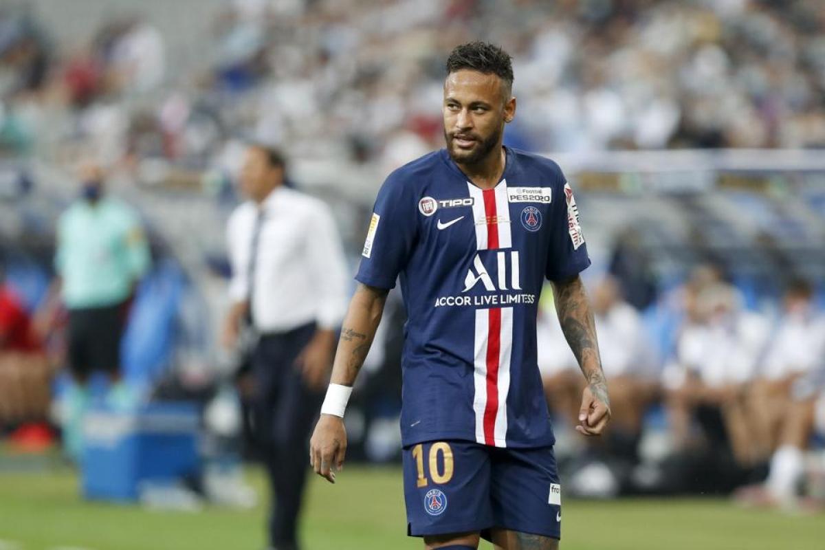 3. Neymar (96 triệu USD)