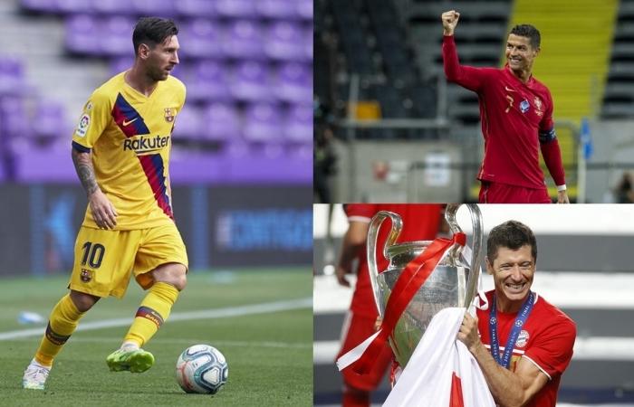 Top 10 cầu thủ giàu nhất thế giới năm 2020: Messi đánh bại Ronaldo