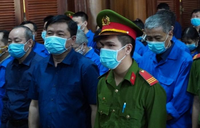 Bị cáo Đinh La Thăng trực tiếp liên quan đến sai phạm thu phí cao tốc TPHCM-Trung Lương