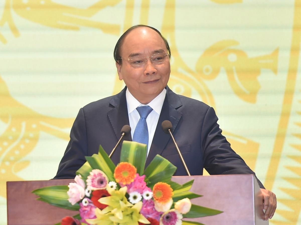 Thủ tướng phát biểu chỉ đạo tại Hội nghị (Ảnh: VGP)