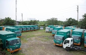 Viettel Post sẽ xã hội hóa giao nhận hàng hóa bằng xe tải trong năm 2020