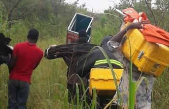 Duy nhất mạng của Viettel tại Mozambique khôi phục lại hoạt động sau bão Idai