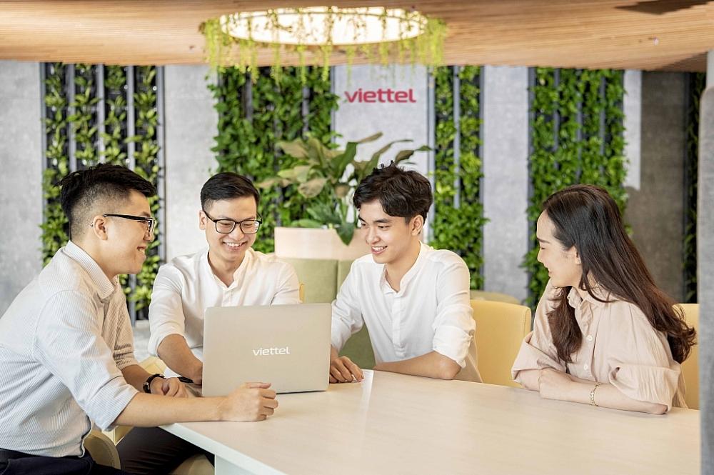 Viettel tìm kiếm tài năng tham gia kiến tạo xã hội số
