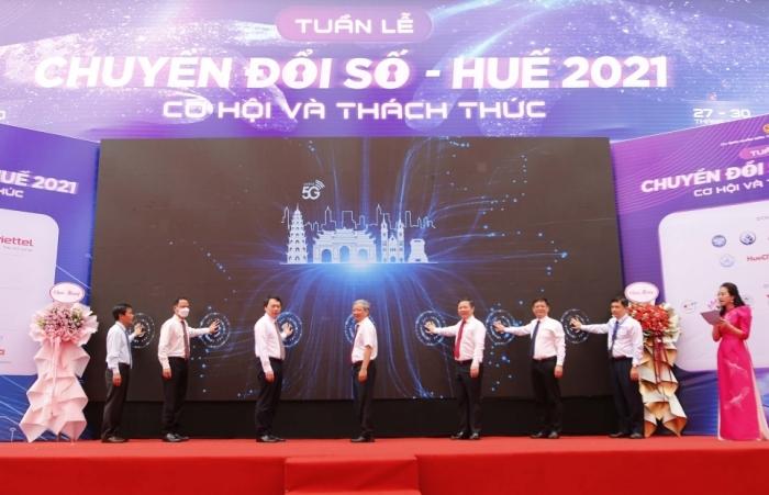Viettel khai trương mạng 5G tại Thừa Thiên Huế và chính thức cung cấp 5G