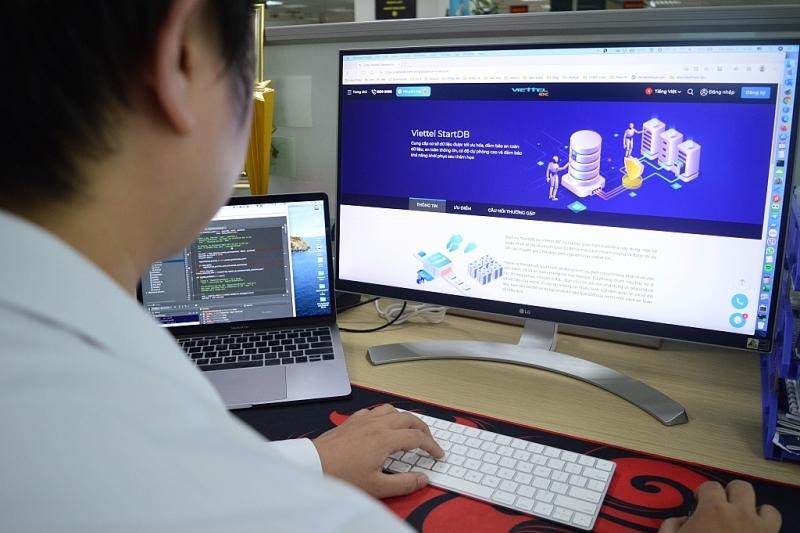 Viettel gỡ khó cho doanh nghiệp bằng dịch vụ cơ sở dữ liệu StartDB điện toán đám mây