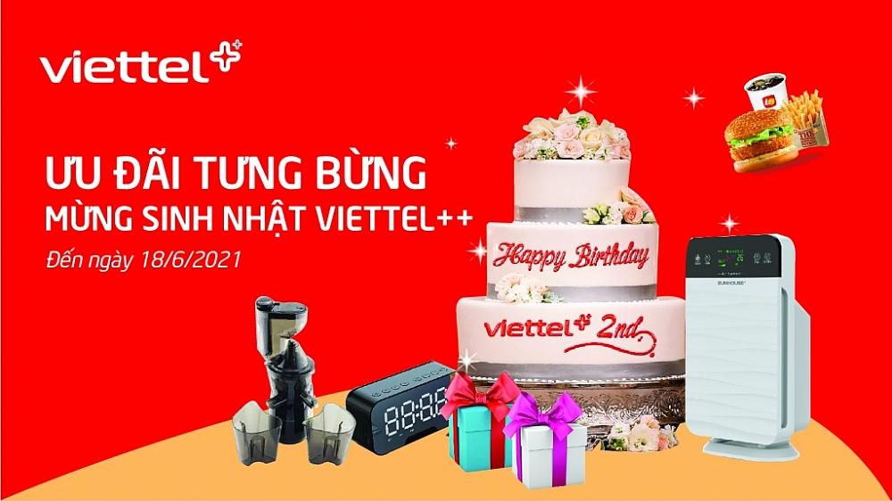 Đối tác liên kết Viettel ++ phủ sóng tới cấp xã sau 2 năm ra mắt