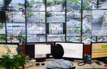 Trung tâm giám sát điều hành đô thị thông minh cấp tỉnh đầu tiên đã đi vào hoạt động
