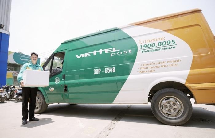 Viettel Post tiếp tục báo lãi ròng 21% trong 6 tháng đầu 2020
