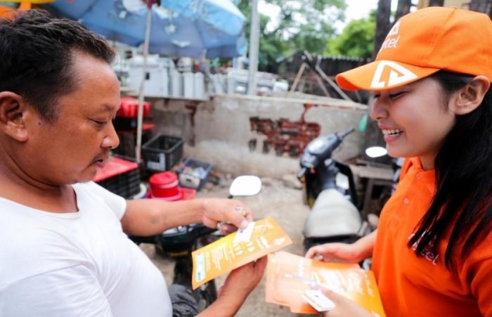 Doanh thu nhiều thị trường nước ngoài  của Viettel tăng trưởng 2 con số