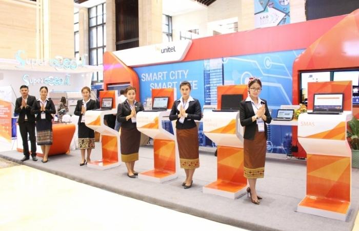 Unitel giành giải thưởng quốc tế nhờ hỗ trợ chính phủ Lào thúc đẩy chuyển đổi số