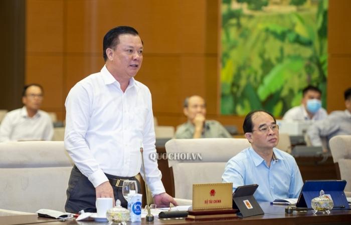 Thông qua Nghị quyết về việc bổ sung kinh phí mua bù gạo dự trữ quốc gia