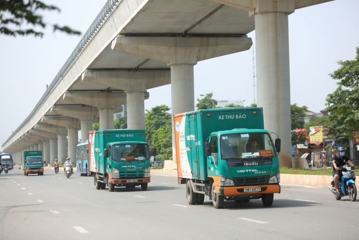 Viettel Post dẫn đầu Top 5 công ty uy tín ngành Logistics năm 2020