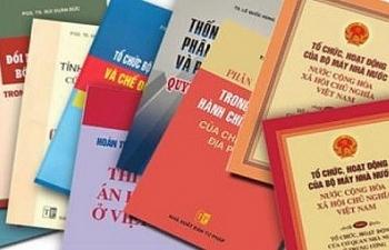 Lấy ý kiến bãi bỏ 130 văn bản quy phạm pháp luật