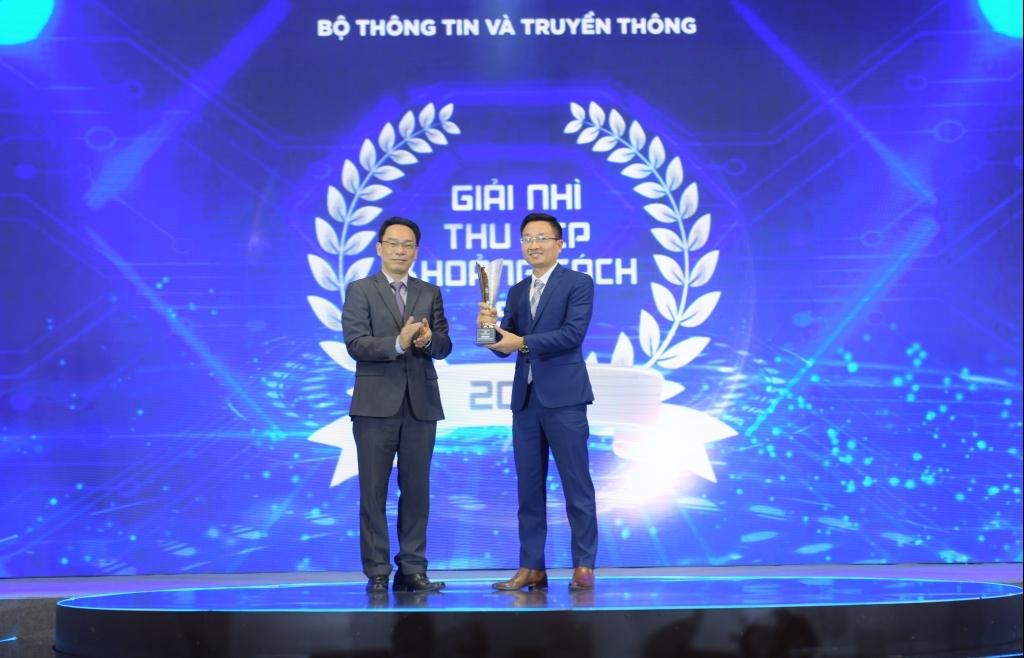 """3 sản phẩm của Viettel Post nhận giải thưởng """"Sản phẩm công nghệ số Make in Viet Nam"""""""