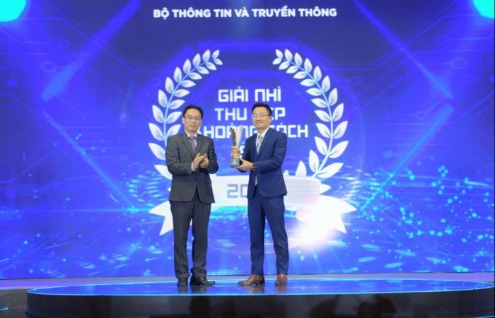 3 sản phẩm của Viettel Post nhận giải thưởng