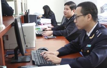 Hải quan Hà Nội hướng đến mục tiêu thu ngân sách 23.200 tỷ đồng