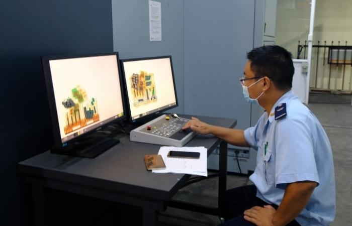 Hải quan Nội Bài được giao chỉ tiêu thu ngân sách cao nhất Hải quan Hà Nội