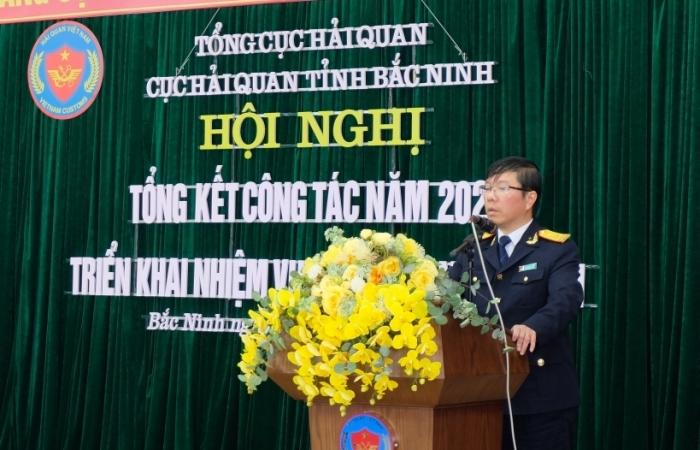 Hải quan Bắc Ninh có nhiều dấu ấn tăng trưởng trong năm Covid