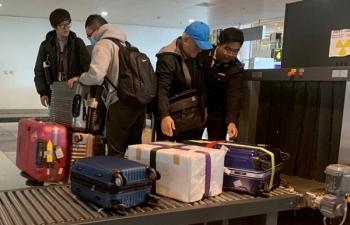 170.000 lượt khách xuất, nhập cảnh sân bay Nội Bài dịp tết Nguyên đán Kỷ Hợi