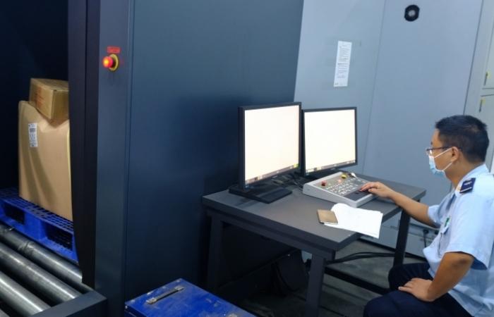 Hải quan Hà Nội tăng cường đấu tranh phát hiện vi phạm dịp tết Nguyên đán