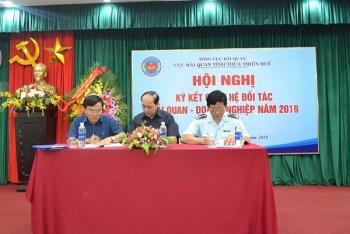 Hải quan Thừa Thiên Huế cam kết tiếp tục là đối tác tin cậy của doanh nghiệp