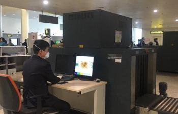 Khách nhập cảnh tại sân bay quốc tế Nội Bài giảm đáng kể