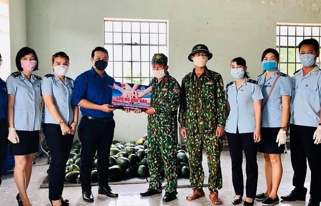 Hải quan Đà Nẵng: Dừng các công việc chưa cấp thiết để phòng chống dịch