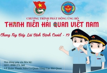Thanh niên Hải quan Hà Nội: Chung tay chống dịch Covid- 19