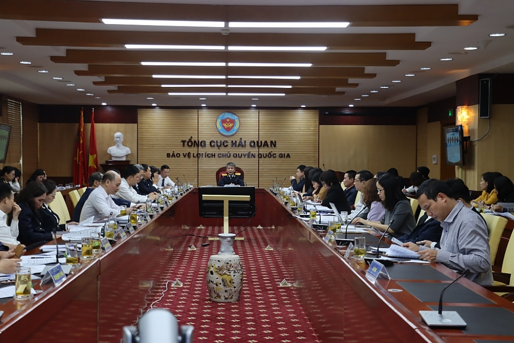Dự thảo Nghị định quy định kiểm tra nhà nước về chất lượng, kiểm tra nhà nước về an toàn thực phẩm đối với hàng hóa nhập khẩu đang được Tổng cục Hải quan tích cực hoàn thiện. Ảnh: N.Linh