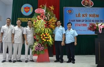 Chi cục Hải quan Thủy An đơn vị chủ lực của Hải quan Thừa Thiên Huế