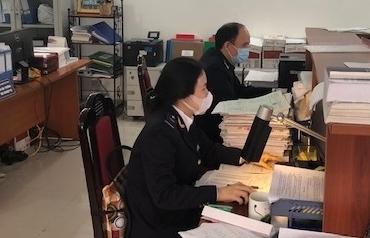 Hải quan Hà Nội đảm bảo thông quan hàng hóa trong thời gian cao điểm chống dịch Covid-19