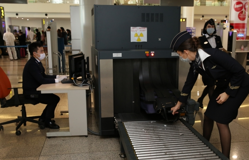 Sẽ sửa đổi thủ tục đối với hành lý của người xuất nhập cảnh
