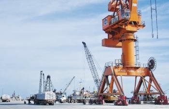Hải quan Thanh Hóa sẵn sàng đón chuyến tàu container đầu tiên cập cảng Nghi Sơn