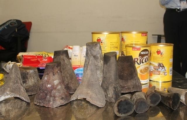 Khởi tố 3 vụ buôn lậu hàng hóa qua sân bay quốc tế Nội Bài