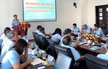 Hải quan Đà Nẵng: Phát động phong trào thi đua giai đoạn 2021-2025