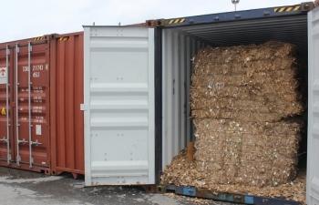 Đẩy nhanh tiến độ xử lý hàng hóa tồn đọng là phế liệu tại cảng biển