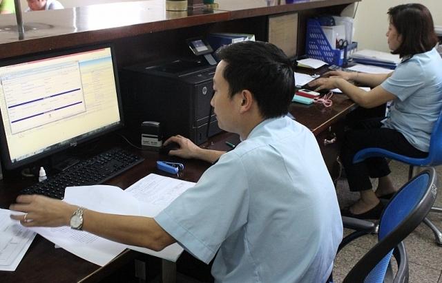 Hải quan Hà Nội: Các chi cục đều biến động doanh nghiệp làm thủ tục