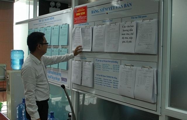 Công khai hai thủ tục hành chính được sửa đổi, bổ sung lĩnh vực sở hữu trí tuệ