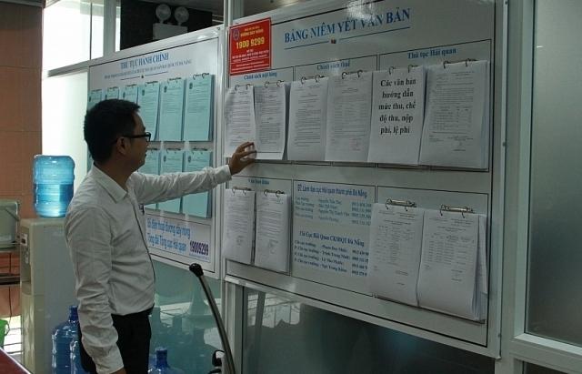 Luân chuyển công chức nếu yêu cầu doanh nghiệp gửi chứng từ giấy không đúng quy định
